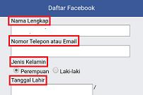 # DAFTAR FACEBOOK BARU | Cara Buat Akun Facebook FB Gratis #