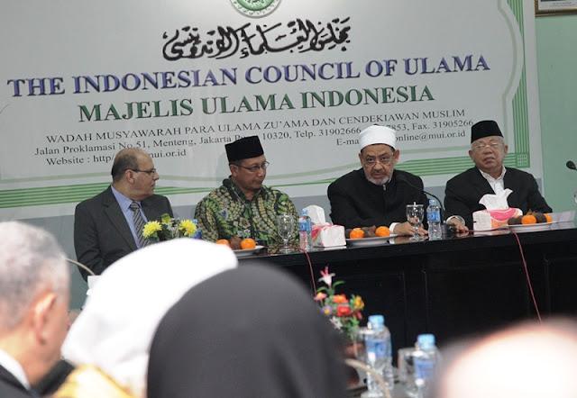Grand Syaikh Al Azhar Puji Indonesia yang telah Mampu Jaga Harmoni dalam Perbedaan
