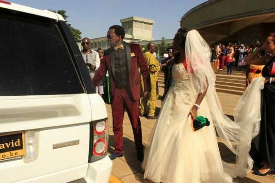 See Photos From The Most Expensive Wedding In Kenyanaijagistsblog