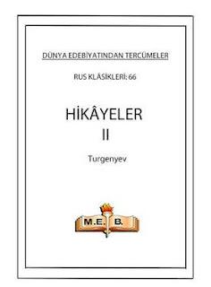 Ivan Turgenyev - Hikayeler 2
