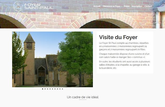 http://www.foyersaintpaul.be/