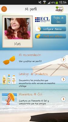 Delial Ambre Solaire App