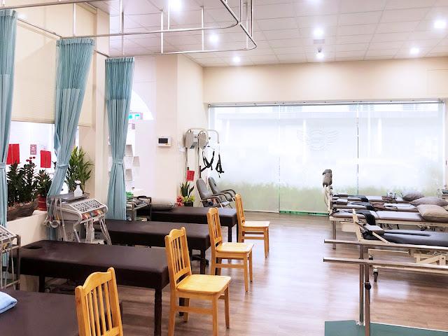 高雄市左營區-翔暘復健科診所-復健科-物理治療-腰痠背痛