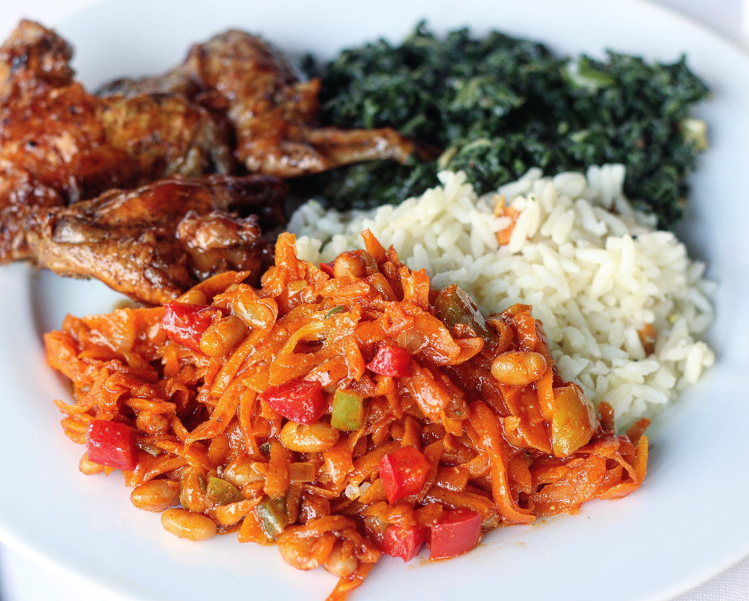 How to make chakalaka south african food sisiyemmie nigerian ive been to south africa four times in the past year and i always eat chakalaka when i go i also had it at a south african event in lagos a forumfinder Image collections