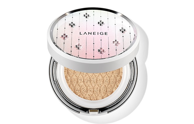 Swarovski-studded Laneige BB Cushion