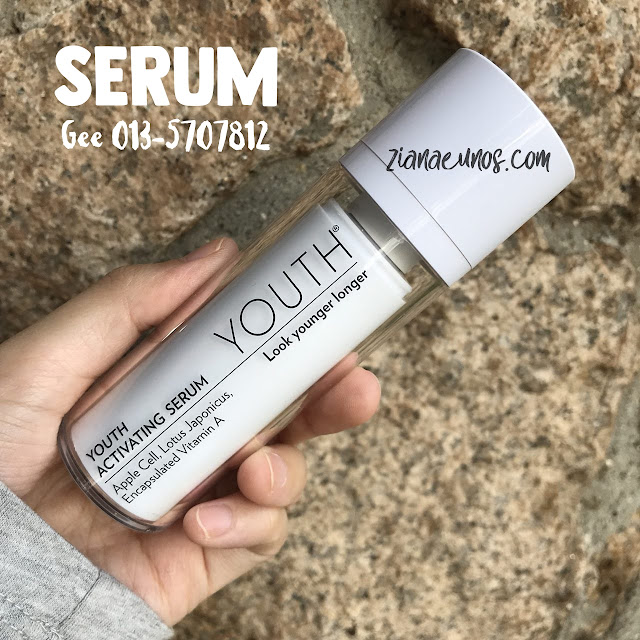 youth shaklee serum