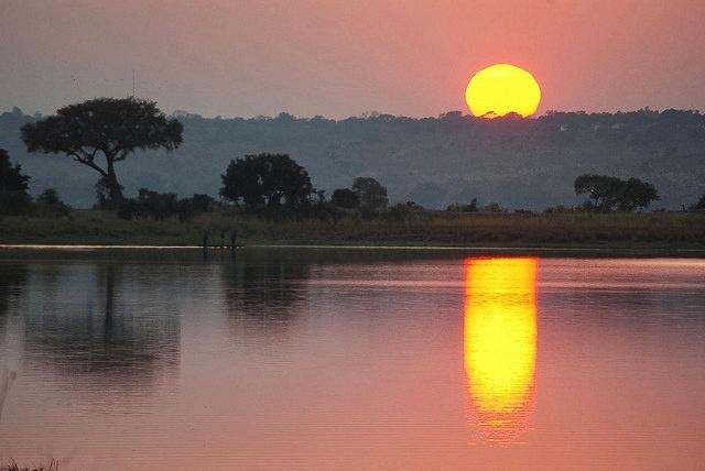 Chobe River,Botswana