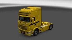 Road King Skin for Scania RJL