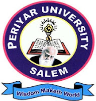 Periyar University Time Table 2018