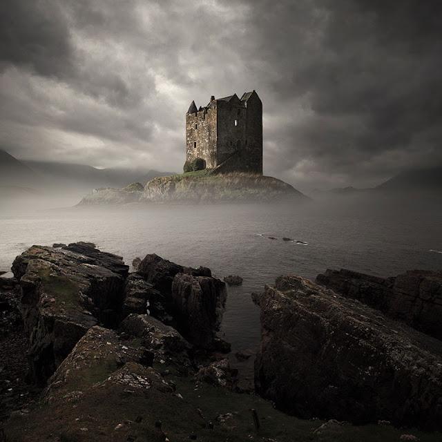Castle Stalker Scozia