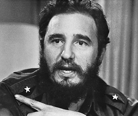 A biography of the life and dictatorship of cuban leader fidel castro