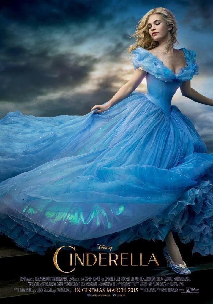 Cinderella (2015) ซินเดอเรลล่า [HD]