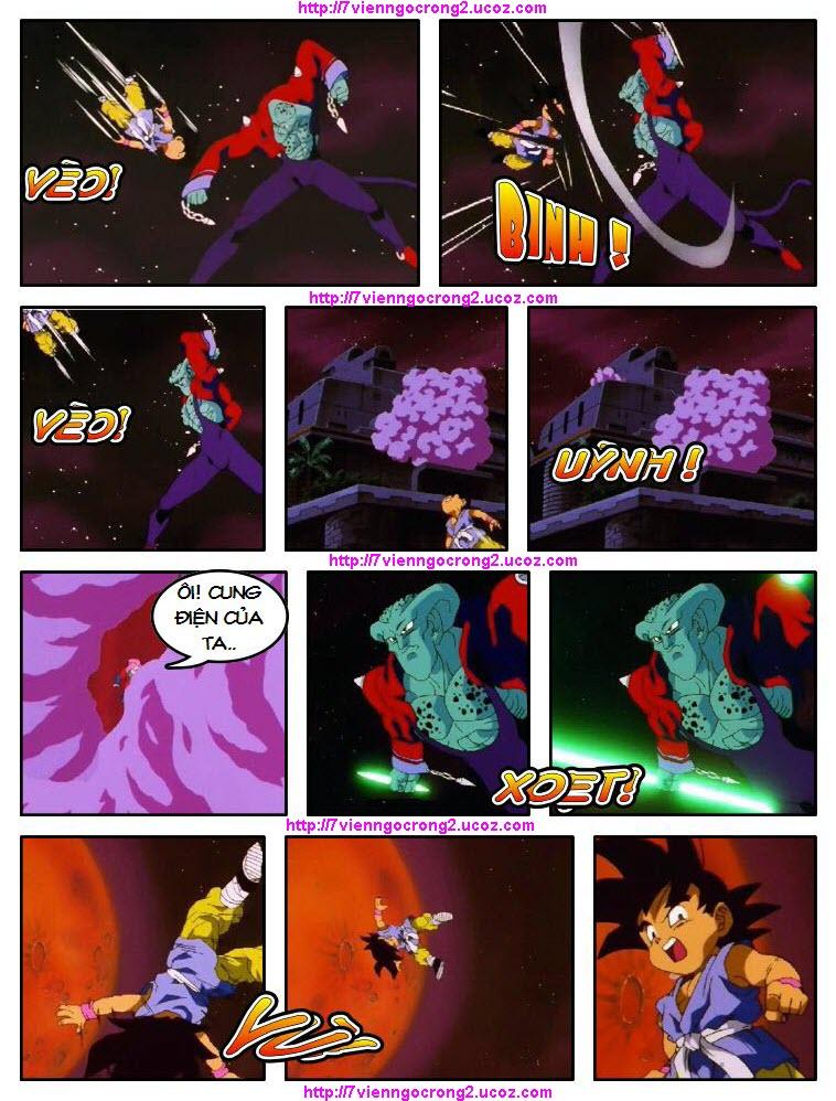 Dragon Ball GT chap 12 - Trang 18