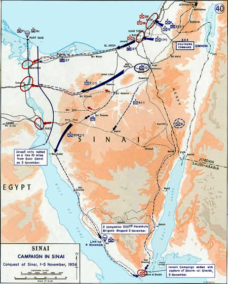 Arab-Israeli War (1956)