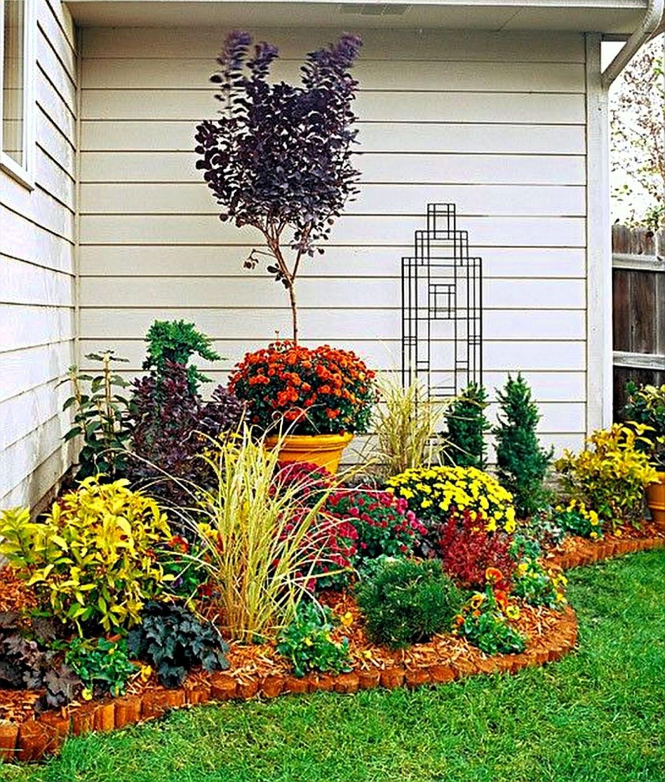 Minimalist Home Garden Ideas | Halamanku Halamanmu on Minimalist Backyard Design id=28594
