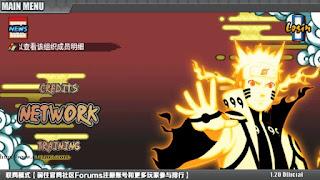 Naruto Senki v1.20 Official Apk