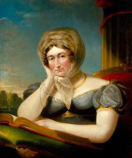Caroline of Brunswick by James Lonsdale, 1820