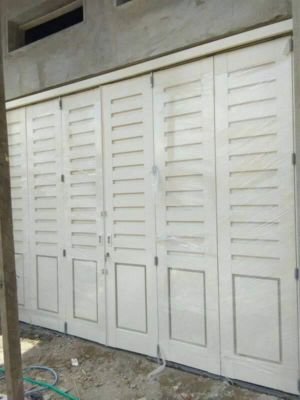 spesialis pintu lipat besi Cikarang