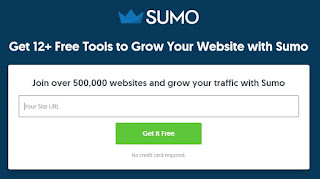Tampilan pada Sumome.com