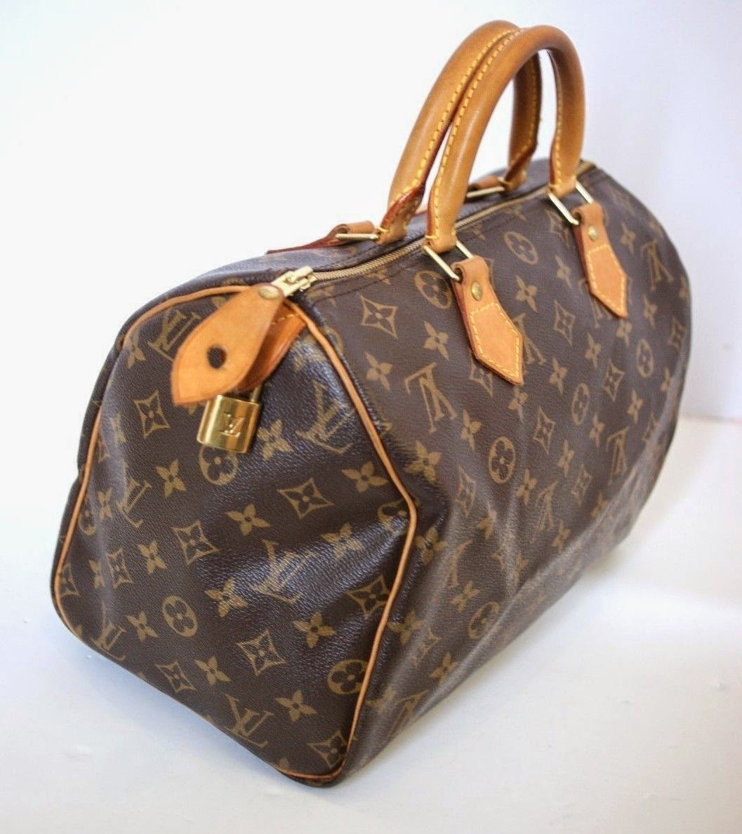 I Love Louis Vuitton Consignment Purses