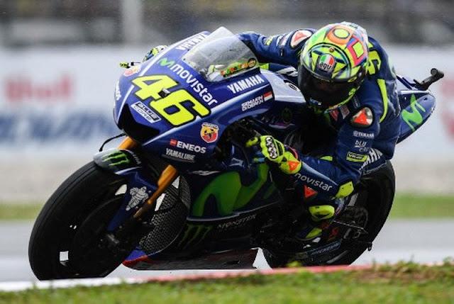 Rossi: Kekuatan Motor Yamaha Belum 100%