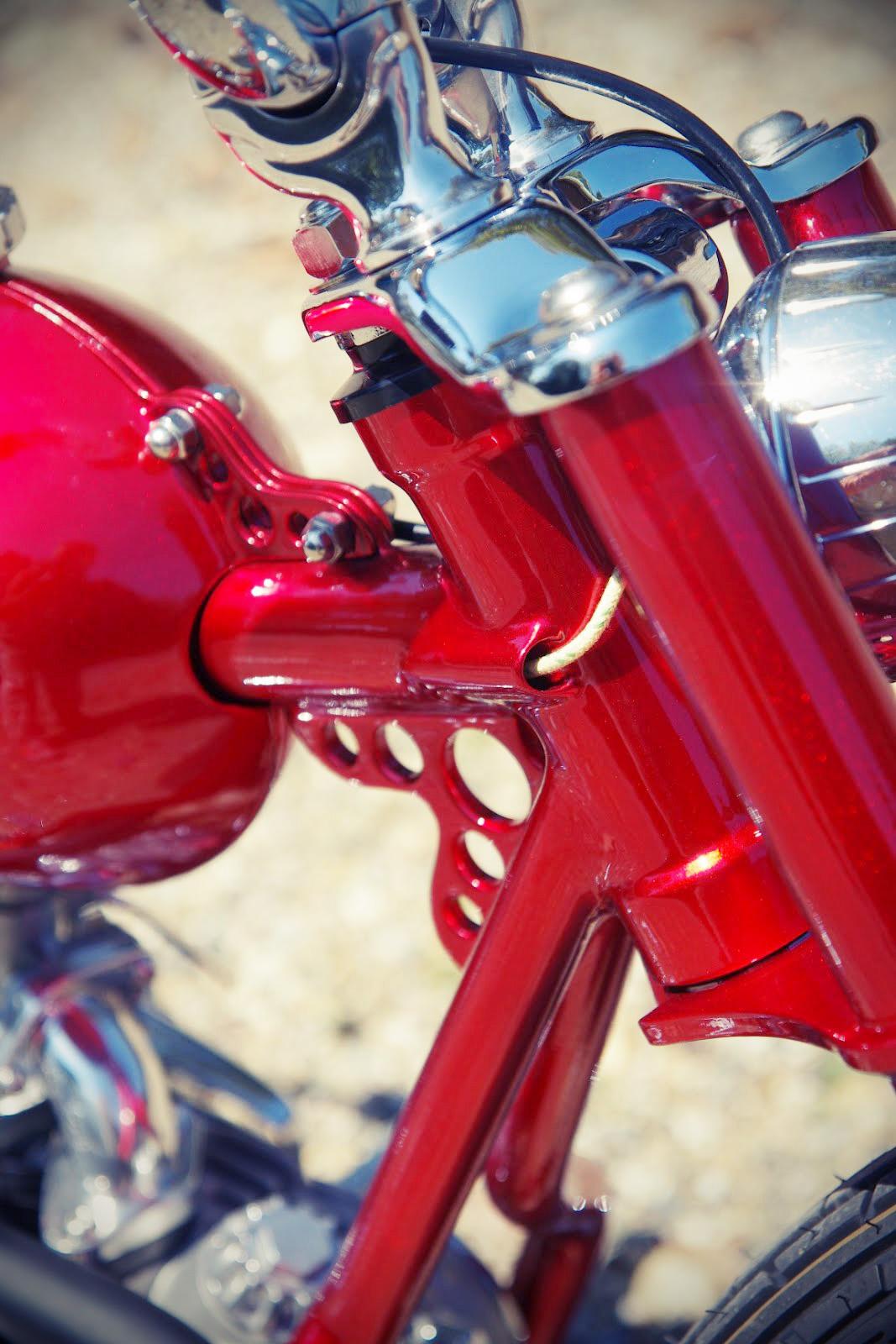Honda Electric Mini Bike