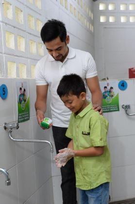 Cecair pencuci tangan dettol, produk dettol, meraikan kemeriahan hari raya, jaga kebersihan