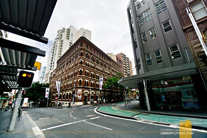 Sydney Central Inn Pitt Street