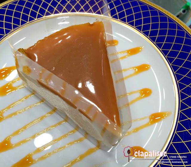 Le Miel Cafè Et Pâtisserie Caramel Cheesecake