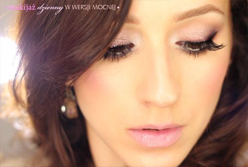 Alina Rose Blog Kosmetyczny Mocniejszy Makijaż Dzienny Dla Rudych I
