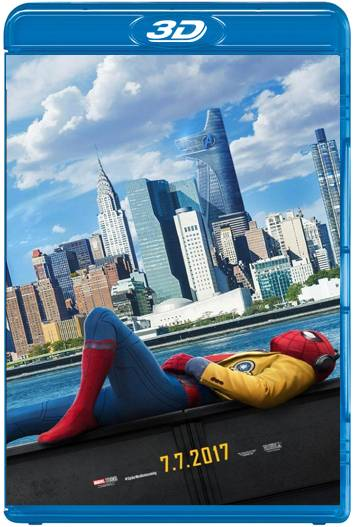 Spider-Man: De regreso a casa (2017) 3D SBS Latino