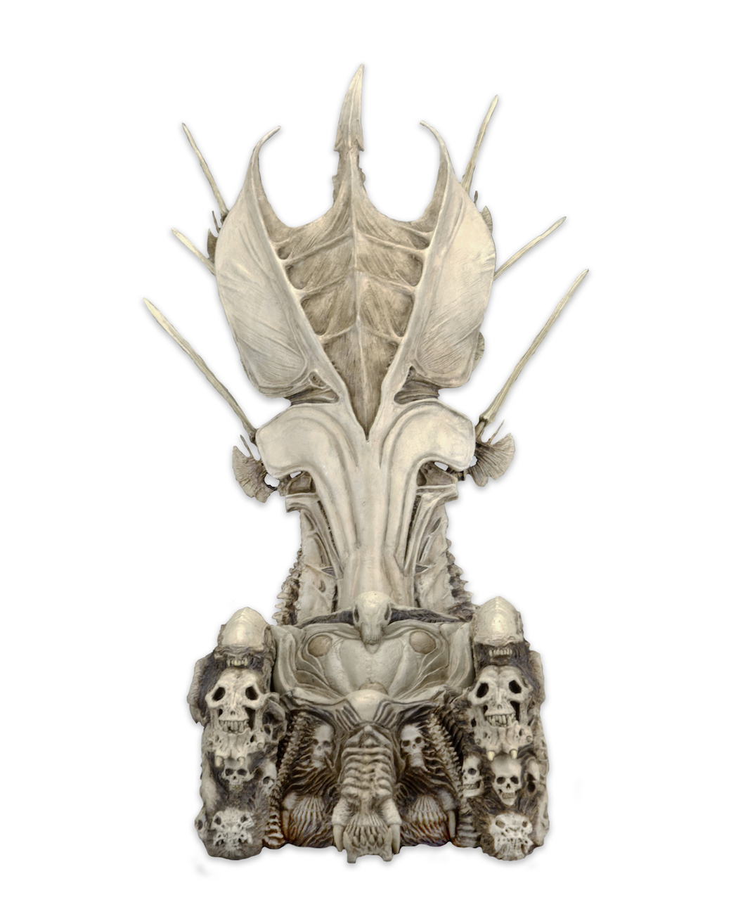 Neca Has Released The Spectacular Predator Bone Throne Diorama En Ji By Palomino Jevin Handbag M Element