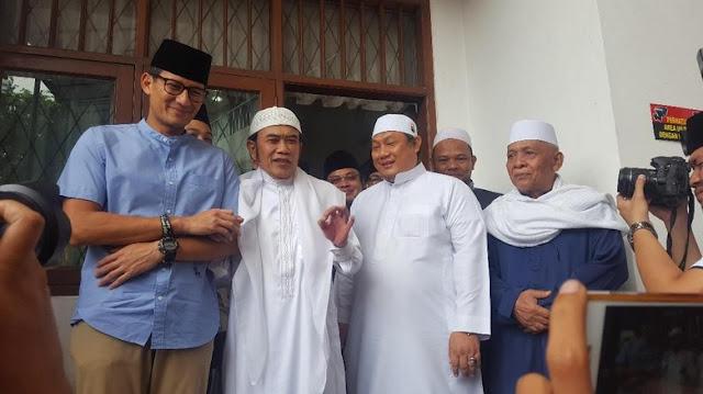 All out Dukung Prabowo-Sandi, Rhoma Irama Akan Buat Lagu Padi