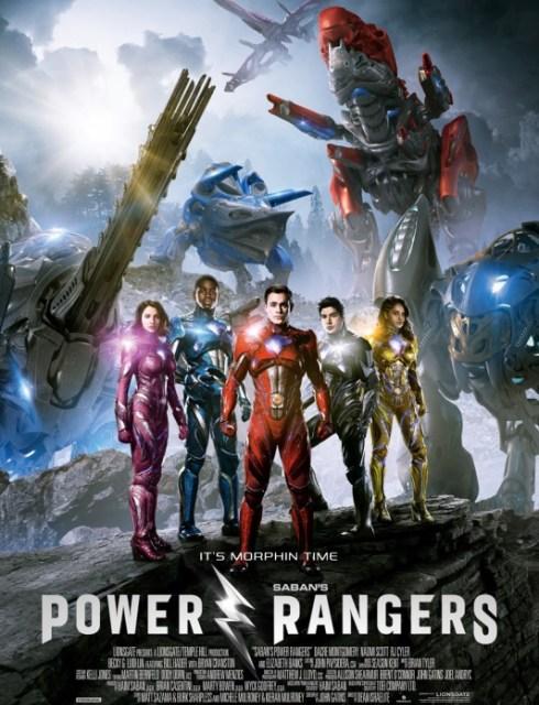 فيلم power rangers 2017 مترجم