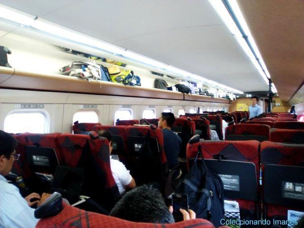 Shinkansen a Omiya