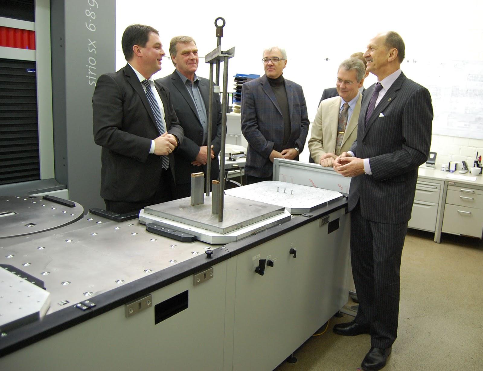 Weber Motor eröffnet Standort in Bernau