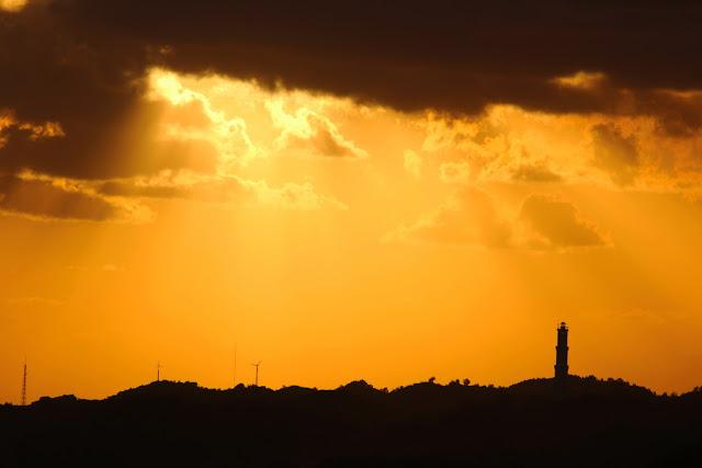 sunset bukit kosakora