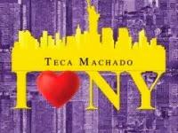 """Nova Parceria: """"I Love New York"""" da Escritora Nacional Teca Machado"""