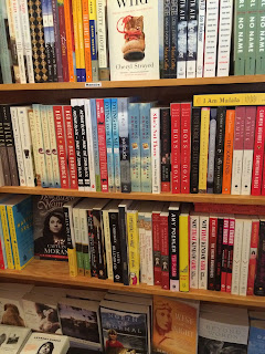Biographies at Mermaid Tales Bookshop, Tofino, Vancouver Island
