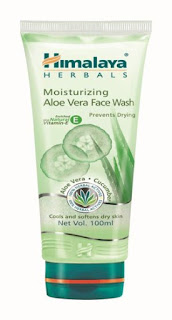 Moisturizng Aloe Face Wash for Dry Skin