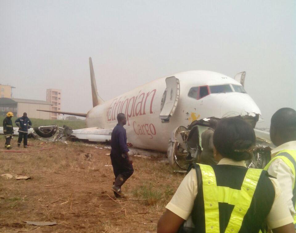 نتيجة بحث الصور عن photo-ethiopian-cargo-plane-crashed-