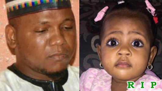nigerian man crushes baby daughter death
