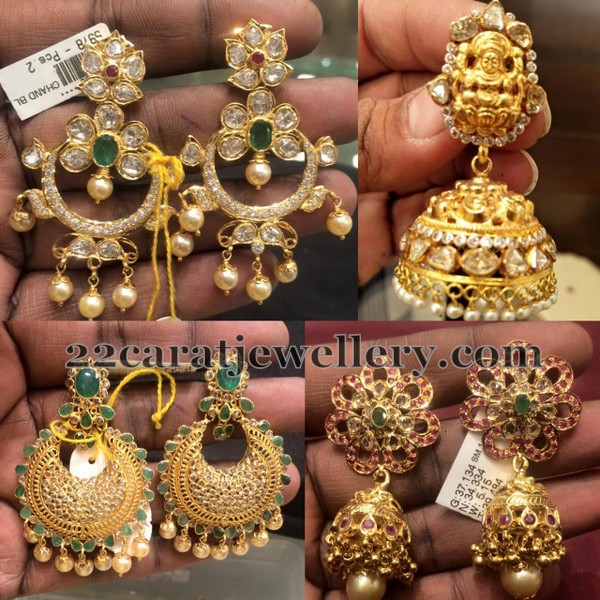 35 Grams Chandbalis Collection