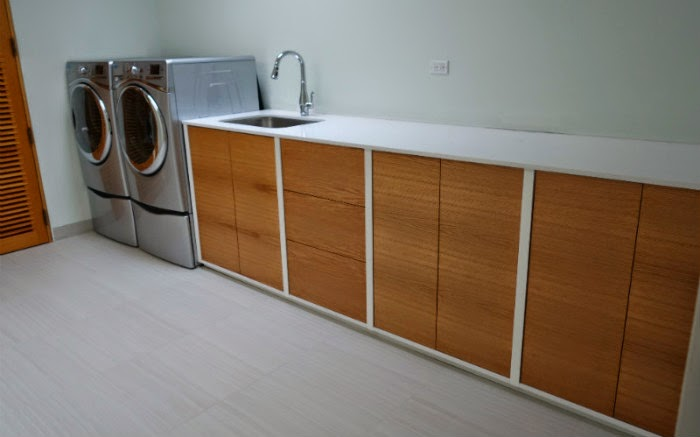 Toronto Laundry Mud Room Modern
