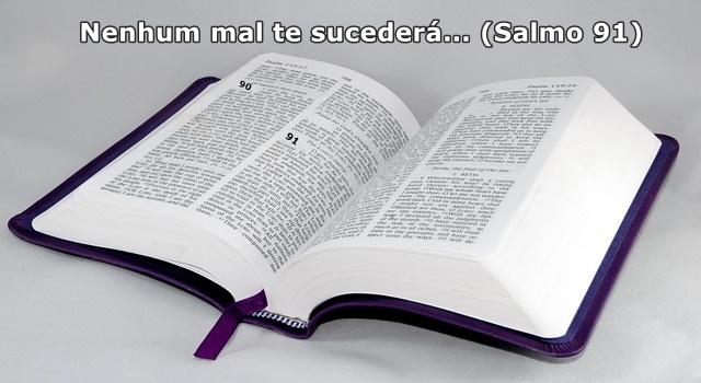 Salmo 91 Bíblia