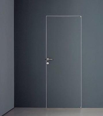 model pintu minimalis modern stylish