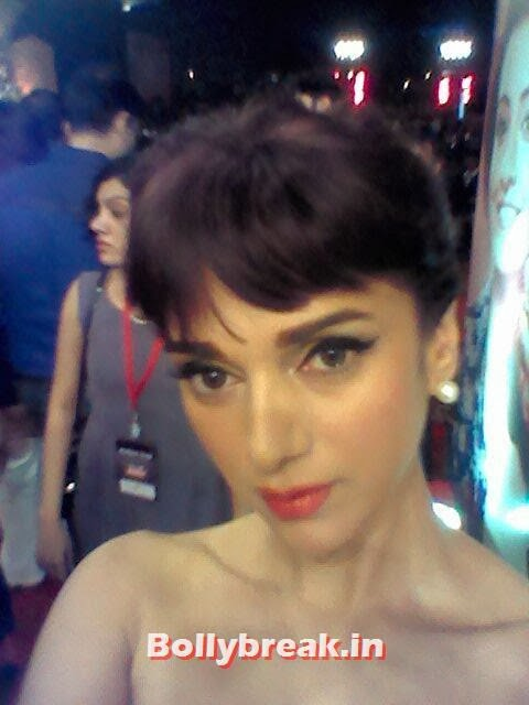 Adita Roy Hydari, Bollywood Celebs Selfies from Star Screen Awards - Actresses & Actors