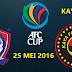 Siaran langsung keputusan JDT vs Kaya FC Piala AFC 25 Mei 2016