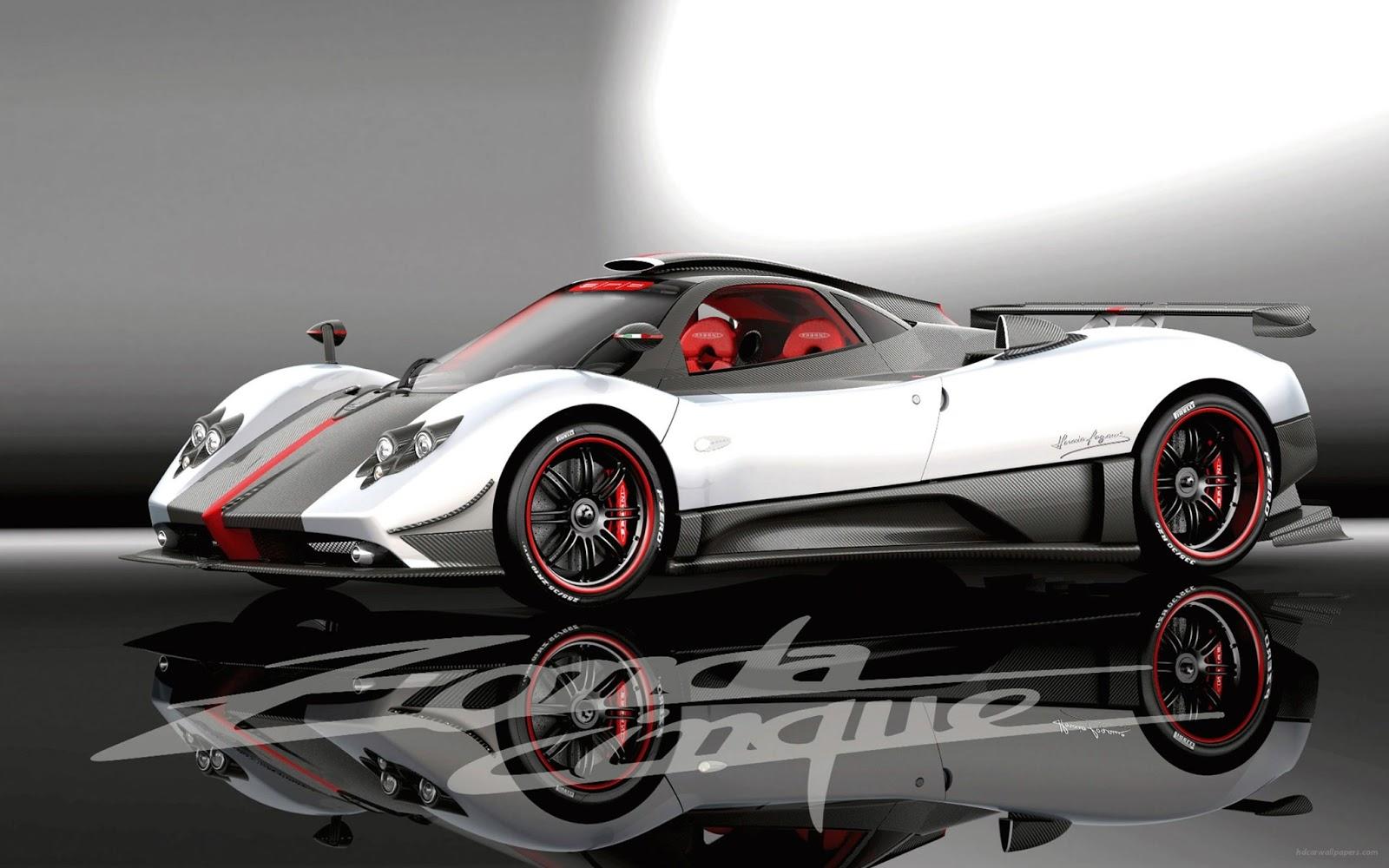 Pagani Zonda 2013 New Revolution Car Hd Desktop Wallpapers Download