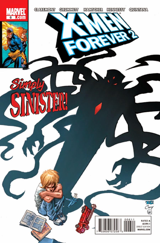 Shadowcat and the Randy Raptors: Shadowcat lost in time Part 2